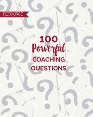100 Powerful Coaching Questions